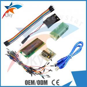 China Arduino Diy Arduino Starter Kit Uno R3 Lcd Screen 1602 With Breadboard on sale