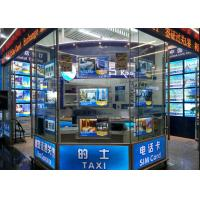 Quality Single Sided Advertising Crystal Led Light Box Display Magnetic With Acrylic for sale
