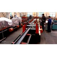 Quality High Quality Galvanized Steel C / Z Purlin Roll Forming Machine , C Purlin Production Line for sale