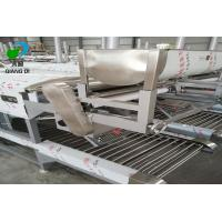 Quality stainless steel automatic rice noodles making machine with different capacities for sale