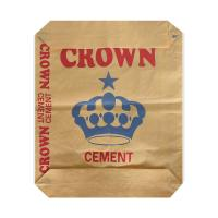 China Waterproof Recyclable PP Valve Bag 50kg , Polypropylene Woven Cement Packing Bags on sale
