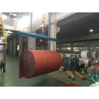 China Horizontal Dipping Production Line Of Curtain Cloth Energy Saving wholesale