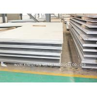 Buy cheap AISI Hot Rolled 316 Stainless Steel Sheet NO.1 Surface Finish 1500*6000 MM from wholesalers