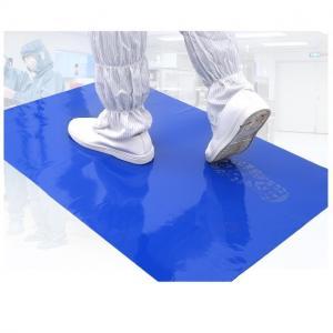China Disposable 250% Rupture Elongation 50um PE Sticky ESD Mat wholesale