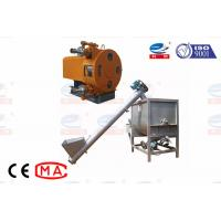 China Heavy Duty Foam Concrete Pump High Strength Small Size Convenient Movement on sale