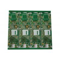 China fr4 multilayer  Rogers ro 4003c pcb with 4 mil 1 oz  1.527 mm thinckness board manufaturing wholesale