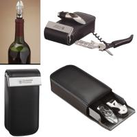 China Premium 7-Piece Stainless Steel Wine Accessories wholesale