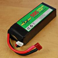 China 4500mAh 25C 22.2V RC lipo helicopter battery wholesale