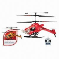 China 3.5CH RC Helicopters with Gyro Dragonfly, Made of ABS and PA Materials wholesale