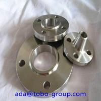 China ASTM B564 UNS N08031 Forged Steel Flanges Ce Certificate For Electric Power wholesale