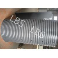 China Lifting Machinery Lebus Grooved Drum LeBus Grooving System 40GrMo 42GrMo wholesale