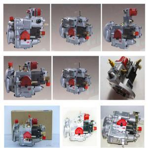 China Shantui bulldozer SD23 engine spare parts 100% original cummins NT855-C280 fuel pump 4951499 in stock on sale