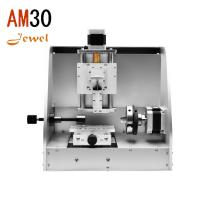 China mini easy operation wedding ring jewelery engraving machine am30 engraving machine for sale wholesale