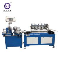 China Automatic high speed paper straw making machine on sale