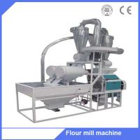 China Factory supply 6F2240 small scale flour mill machine ,automatic flour mill plant wholesale