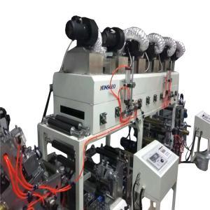Buy cheap PE PVC Plastic Water-based Glue Samples Printing Coating Machine from wholesalers