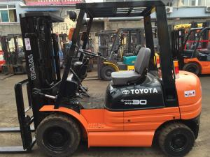 China Used Second Hand TCM Mitsubishi Komatsu TOYOTA YTO Forklift in Good Condition for Sale wholesale