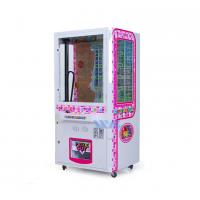 China Gift Pusher Arcade Claw Machine , Kids Claw Game For Amusement Park wholesale