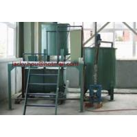 China used Glue Kitchen System, Glue Mixing, Pump, Recycle, Corrugated Cardboard Production Line wholesale