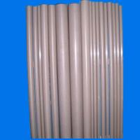 China Thermoplastic Poly Ether Ether Ketone Rods Exceptional Flame Resistance wholesale
