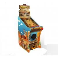 China West Cowboy Coin Operated Pinball Game Machine 19 Inch Screen Size wholesale