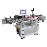China 800W Automatic Drinking Water Bottle Labeling Machine 25M / Min wholesale