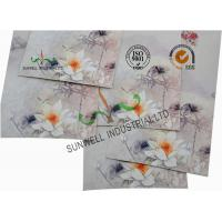 China Offset Paper Custom Printed Business Envelopes Custom Size Gold Foil Stamping wholesale