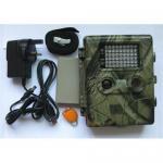 """China """"No Flash"""" uses 54 infrared LEDS hunting camera 8MP trail camera wholesale"""