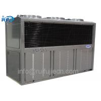 China Bitzer 4TES-12Y In V Box Type Condenser Condensing Unit For Freezer Room wholesale
