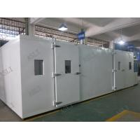 China Customized Walk In Stability Chamber , Environmental Climatic Temperature Humidity Volume Control Room wholesale
