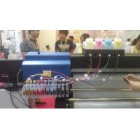 China 1.8M Double Sided Large Format Solvent Printer 8 Color For Flex Banner wholesale