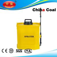 China 18L CE&GS Battery Operated Backpack Sprayer wholesale
