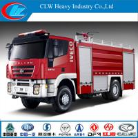 China Iveco Hongyan Foam-Water Fire Fighting Truck (CLW5190) on sale