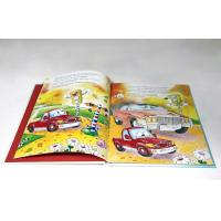China Professional Kids Hardcover Photo Book Printing Story A4 Paper With Eva Foam wholesale