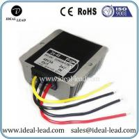 China Waterproof dc dc converter 24v to 48v 144W 3A wholesale