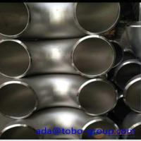 Quality Butt welding fittings / Stainless Steel Elbow 1 - 72inch ASME B16.9 WP304 for sale