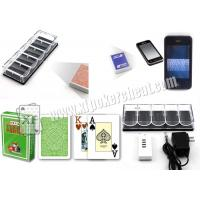 China Plastic Transparent Chip Tray Poker Scanner With Black Filter Infrared Camera on sale