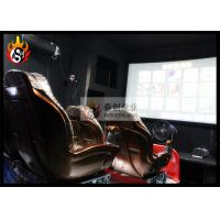 China Hydraulic Platform Motion Cinema Chair for 3D Surround Sound Systems wholesale