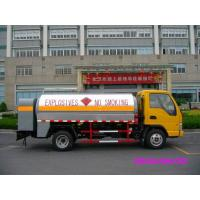 China 1,056 US Gallon 4x2 Euro III Fiscal Refuel Tank Truck , Light Diesel Delivery Truck on sale