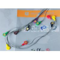 Quality 10 Leads ECG Monitor Cable For Hospital Medical Care BI holter Recorder for sale