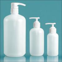 China SGS fine material PP 18 410 plastic lotion bottle with pump with good quality and competitive price wholesale