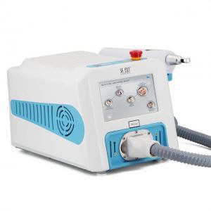 China Home  Salon 200,000 Shots ND YAG Laser Tattoo Removal Machine on sale