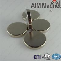 China Strong Cylinder Neodymium Magnet wholesale