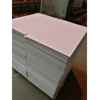 China coated white duplex board with grey back,AA grade 250-500g,in sheet or rolls high quality and low price wholesale