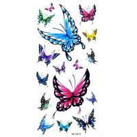 China Promotional Transfer Adhesive Sticker Tattoo(TP-ST1074) wholesale