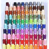 China Polyester Embroidery Thread on sale