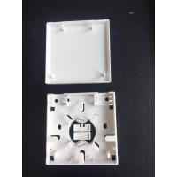 Buy cheap Indoor Wall Mounted Fiber Optic Distribution Box Mini 2 Port / 2 Core from wholesalers