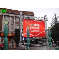 China P6 Stage Background Super Slim Hanging Led Display Screen Quick Assemble wholesale