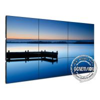 China Multiple Narrow Bezel Digital Signage Video Wall , 55 inch wall mounted signage wholesale