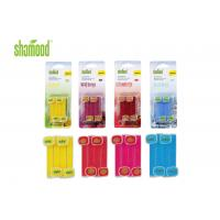 China Car Vent Stick Custom Air Fresheners 4 Strips with Four Scents wholesale